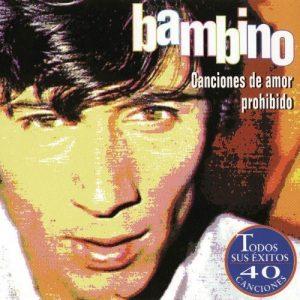 CD Bambino – Canciones de amor prohibido (2 CDs)