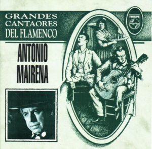 Colecciones Antonio Mairena – Grandes cantaores del flamenco