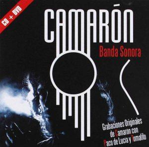 CD Camarón de la Isla – CD BSO Camarón La película
