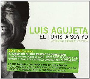 CD Luis Agujeta – El turista soy yo (CD + DVD)