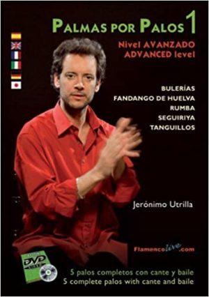DVD Jerónimo Utrilla – Palmas por palos vol. 1
