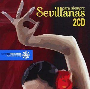 CD Varios Artistas – Sevillanas para siempre (2 CDs)
