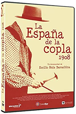 DVD Emilio Ruiz Barrachina – La España de la copla