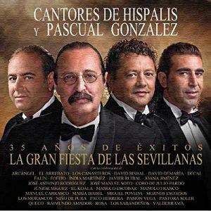 CD Cantores de Hispalis y Pascual González – Queridos compañeros. La gran fiesta de las sevillanas (CD + DVD)
