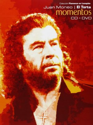 """CD Juan Moneo """"El Torta"""" – Momentos (CD + DVD)"""