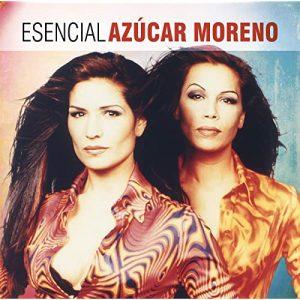 CD Azúcar Moreno – Esencial Azucar Moreno (2 CDs)
