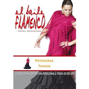 Baile Flamenco Manuel Salado – El baile flamenco vol. 19. Peteneras y tangos (CD + DVD)