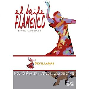 Baile Flamenco Manuel Salado – El baile flamenco vol. 21. Sevillanas (CD + DVD)