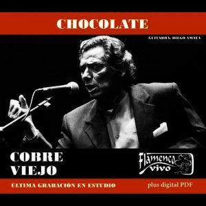 CD Antonio Núñez «El Chocolate» – Cobre viejo