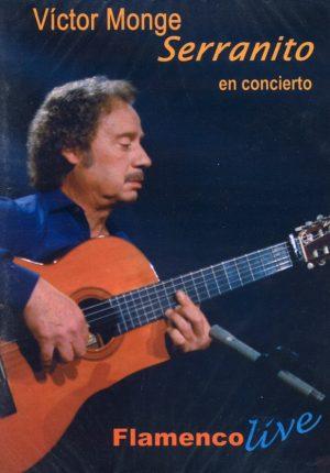 DVD Victor Monge Serranito – En concierto 2002