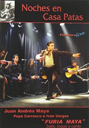 DVD Juan Andrés Maya – Furia maya