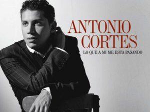 CD Antonio Cortés – Lo que a mi me está pasando