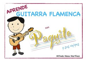 Guitarra Flamenca Alfredo Mesa – Aprende guitarra flamenca con Paquito