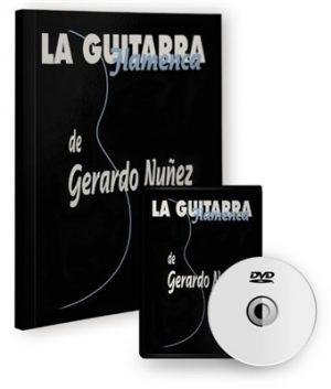DVD Gerardo Núñez – La guitarra flamenca (DVD + Libro)