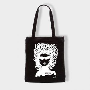 Bolsas Bolsa de tela «Omega» en color negro