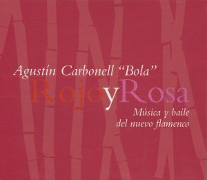 CD Agustín Carbonell «Bola» – Rojo y Rosa