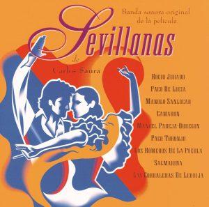 CD Varios Artistas – Sevillanas de Carlos Saura. B.S.O