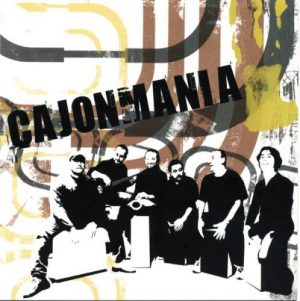 CD Cajonmanía – Cajonmanía