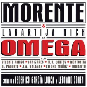 Vinilos Enrique Morente – Omega. Edición 20º Aniversario (2 LPs)