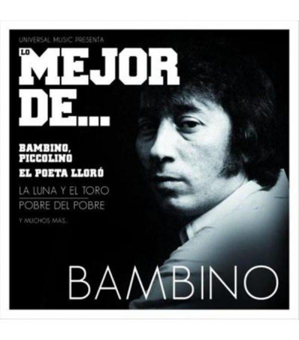 CD Bambino – Lo mejor de Bambino