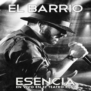CD El Barrio – Esencia en vivo en el teatro real (CD + DVD)