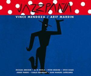 CD Vince Mendoza y Arif Mardin – Jazzpaña I