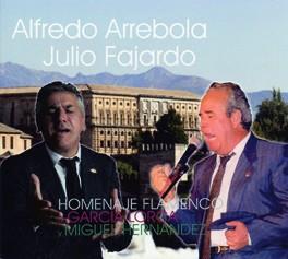 CD Alfredo Arrebola / Julio Fajardo – Homenaje Flamenco a García Lorca y Miguel Hernández