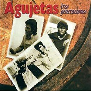 CD Agujetas – Tres Generaciones. 2 CDs